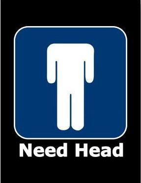 potrzebna głowa